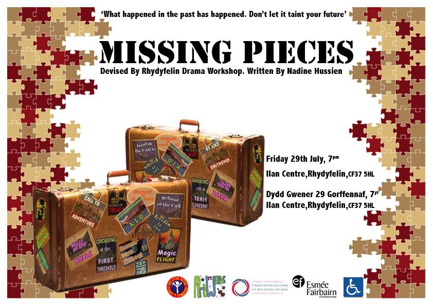 Missing Pieces poster2