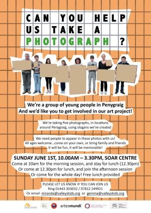 Photo Day Invite
