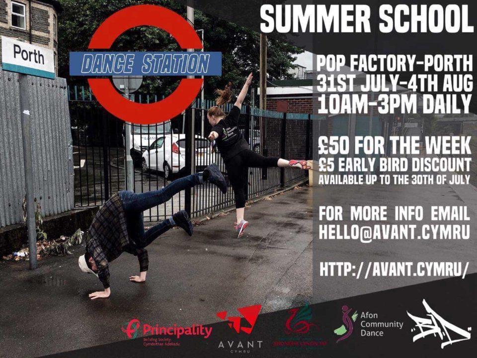 Summerschooldance