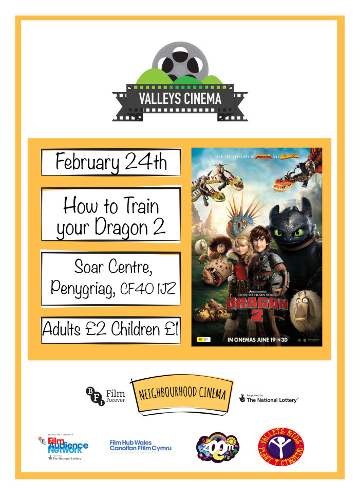 Valleys Cinema poster